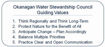 Penticton forum - okanagan council - guiding values