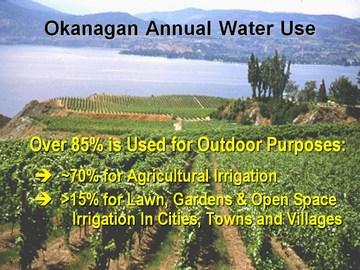 Penticton forum - okanagan water use