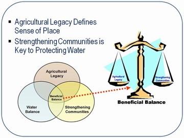 Penticton forum - beneficial balance