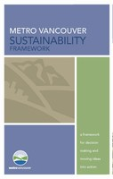 Metro vancouver sustainability framework - cover (200p)