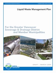 Metro van - liquid resource management plan - cover (240p)