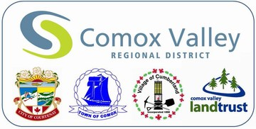2009 comox valley learning lunch series - logo collage