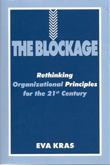 The blockage - a book by eva kras - cover (240p)