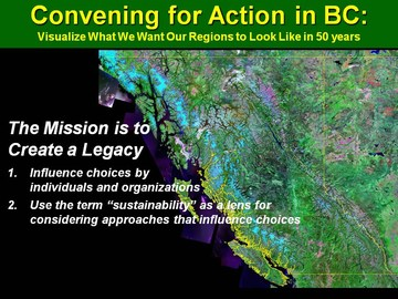 Convening for action in bc