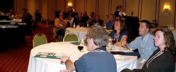 EMCO rainwater tech session (june 2006) - crowd scene