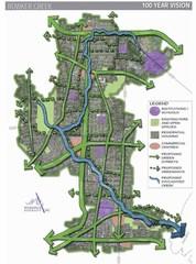 Bowker creek blueprint: 100-year vision (240p)