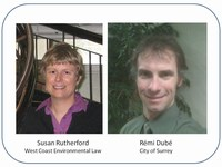 Bowker creek forum - susan rutherford and remi dube (200p)