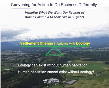 Settlement change in balance with ecology - june 2010