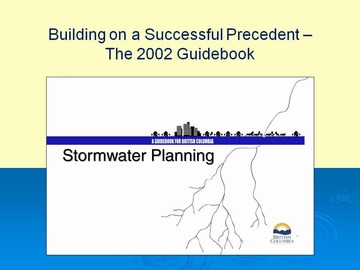 Building on  2002 guidebook foundation