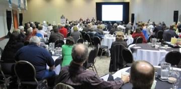 2010 ubcm convention - crowd scene
