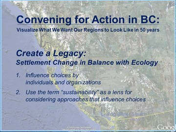 Creating a legacy in bc