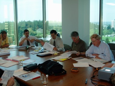 WSC working session in 2005 (380p)