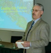 Tim pringle, qualicum beach conference, april 2007