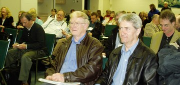 Eric bonham & graeme bethell, qualicum beach conference, april 2007