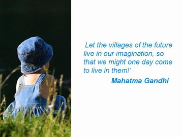 Cowichan5 - gandhi quote