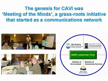 2-CAVI - meeting of the minds