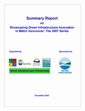 GIP - summary report for 2007 showcasing series