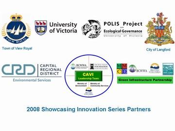 CAVI - 2008 showcasing series - partner logos (version 2)
