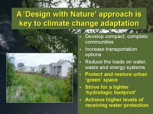 Design with nature & climate change adaptation (300p)