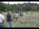 Courtenay walkabout - cross-country hike