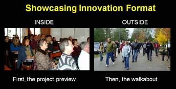 UVIC showcasing - format
