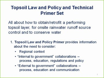 Susan rutherford - topsoil primer set - 1 of 2