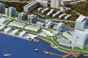 Dockside green (300p)
