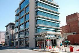 CRD headquarters building
