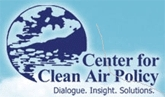 Center for clean air policy - logo