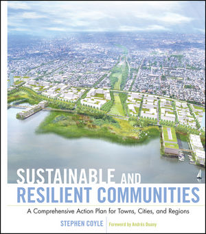 Sustainable and resilient communities - cover (340p)