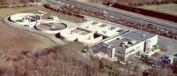 Saanich peninsula wastewater treatment plant