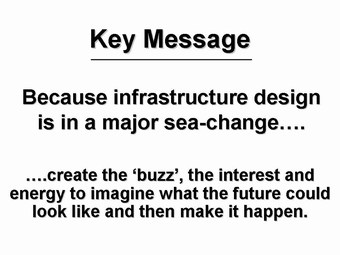 Because infrastructure design is in sea-change (340pixels)