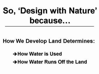 Design with nature because...(340pixels)