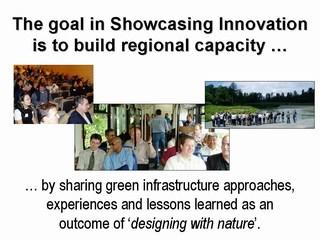 Showcasing innovation - gvrd sustainability breakfast, dec 2006