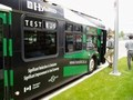 Showcasing innovation in surrey - green bus (120pixels)