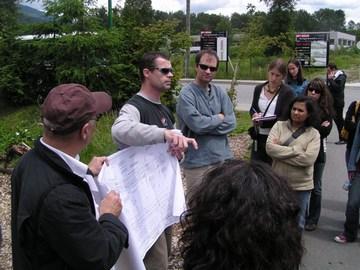UBC gi tour - richard boase at dollarton hwy (june 2007)