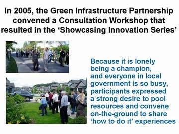 Showcasing innovation - july 2007