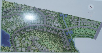 plan for cottle creek estates, may 2007