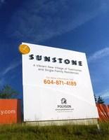 1Delta - sunstone sign