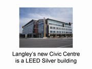 2Langley: civic centre (180p)