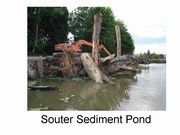 2Langley: souter sediment pond (180p)