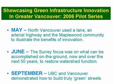 GIP6 - 2006 pilot series