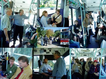 Comox19 - on the bus collage
