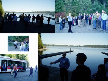 Comox22 - at comox lake collage