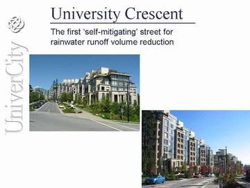 UC16 - univercity crescent