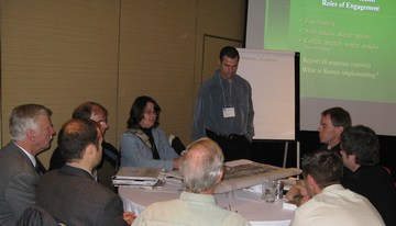 APEGBC6 - breakout group led by richard boase