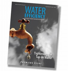 Water efficiency magazine cover - sept-oct 2006  (240p)
