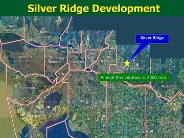 CRD 19 - silver ridge location map
