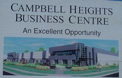 Showcasing innovation - campbell heights industrial area (240 pixels)