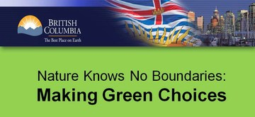 Laura tate - making green choices